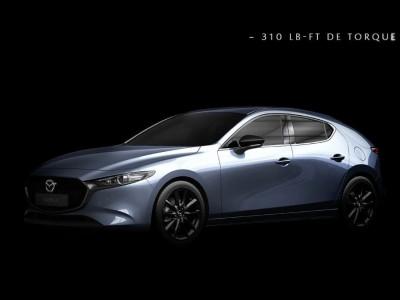 Chi tiết Mazda3 2.5 Turbo 2021, có thể mạnh 250 mã lực nếu dùng xăng cao cấp