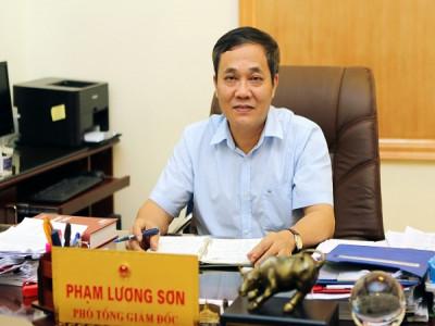 Phó Tổng Giám đốc BHXH Việt Nam Phạm Lương Sơn phản ánh về công tác tổ chức, thực hiện chính sách BHYT trong thời gian qua