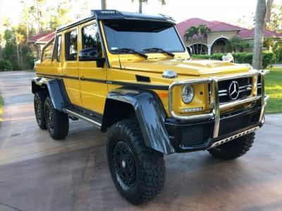 Soi kỹ diện mạo Mercedes-Benz G63 AMG 6x6 độc nhất Việt Nam, riêng ống xả đã có giá 340 triệu đồng