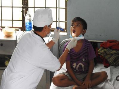 Diễn biến của dịch bệnh bạch hầu ở Kon Tum phức tạp, khó kiểm soát