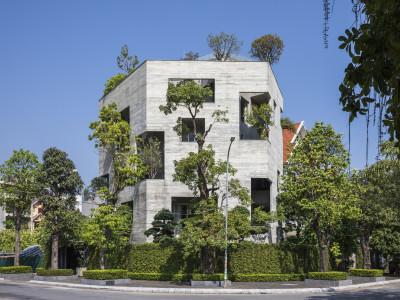 4 ngôi nhà Việt lọt top 50 công trình đẹp nhất do Archdaily bình chọn