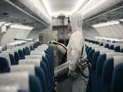 Công nghệ phòng ngừa Covid-19 trên máy bay của Boeing