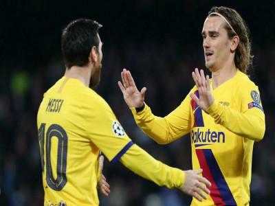 Dugarry: 'Griezmann nên đấm Messi'