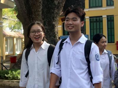 Hơn 82.000 học sinh ở TPHCM chuẩn bị thi tuyển sinh vào lớp 10