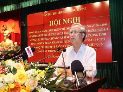 Không để Việt Nam là điểm trung chuyển ma túy của các tổ chức tội phạm