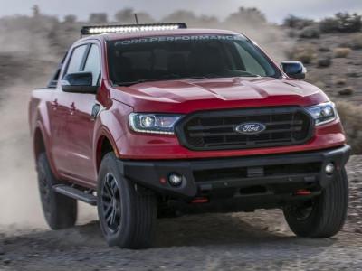 Ford Ranger được tăng cường khả năng off-road với gói nâng cấp hiệu năng hấp dẫn