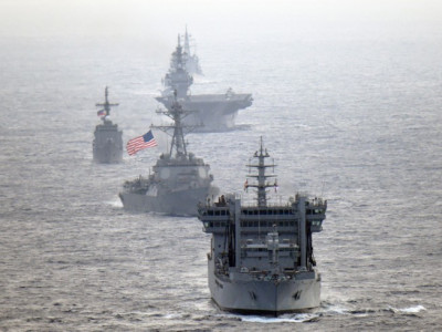 Phía sau công hàm của Mỹ phản đối những yêu sách của Trung Quốc ở Biển Đông