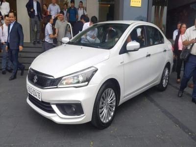 Suzuki Ciaz 2020 bước đầu hé lộ trang bị, tư vấn khẳng định giá chỉ 529 triệu đồng