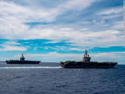 Mỹ bác bỏ các yêu sách chủ quyền phi pháp của Trung Quốc ở Biển Đông