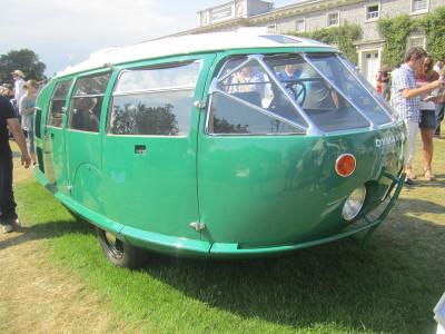 Dymaxion Car 1933 - Chiếc xe ra đời cách đây gần 90 năm với ước mơ chinh phục đủ đất, nước, và trời