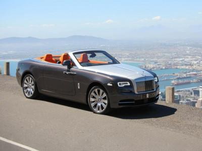 Rolls-Royce Dawn: Giá xe Rolls-Royce Dawn mới nhất tháng 7 năm 2020