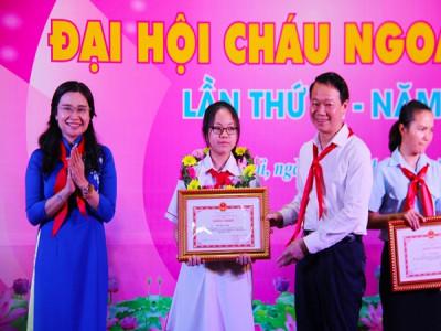 Đại hội Cháu ngoan Bác Hồ tỉnh Yên Bái lần thứ VI, năm 2020 đã diễn ra thành công tốt đẹp