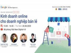 Kinh doanh online dành cho doanh nghiệp bán lẻ