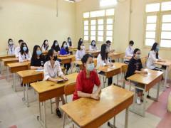 Ngày thi đầu tiên nghiêm túc; hỗ trợ tối đa cho thí sinh
