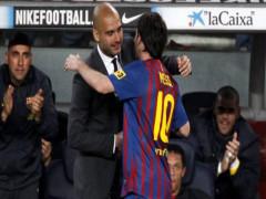 Guardiola sẵn lòng tái hợp Messi