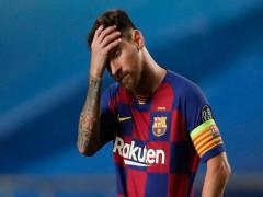 Esporte Interativo: 'Messi không còn là cầu thủ Barca'