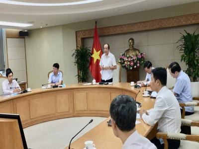 Tổ công tác của Thủ tướng: Làm trước những việc người dân cần nhất