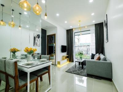 Khám phá thiết kế căn hộ tiện nghi tại Osimi Phú Mỹ