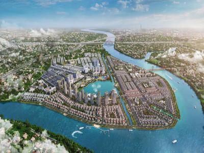 Sống xanh đúng nghĩa tại Van Phuc City