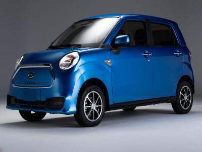 Đây là mẫu xe điện rẻ nhất thị trường Mỹ và không bất ngờ khi nó có nguồn gốc Trung Quốc