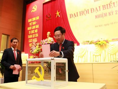 Nhiệm vụ đối ngoại càng khó, công tác xây dựng Đảng càng cần được củng cố