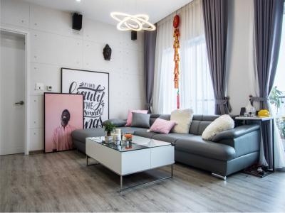Trải nghiệm căn hộ hiện đại của giám đốc Marketing HP Việt Nam