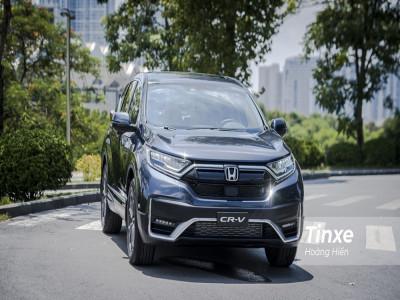 Đánh giá nhanh Honda CR-V 2020 mới ra mắt Việt Nam: Thay đổi để giữ vững