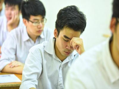 Thí sinh bị đình chỉ thi tốt nghiệp THPT khi nào?