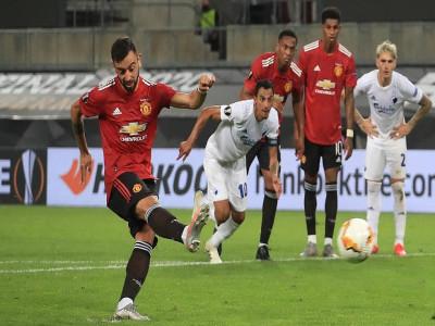 Man Utd vào bán kết Europa League