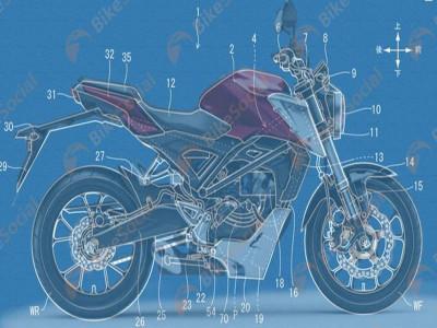 Honda đang chuẩn bị phát triển Honda CB150R chạy bằng mô tơ điện?
