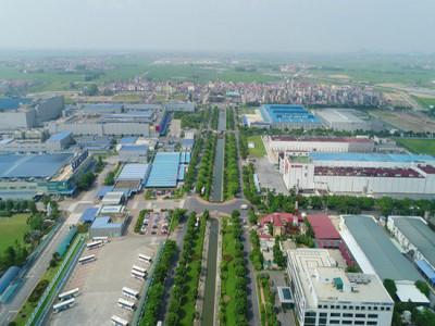 Sắp có thêm khu công nghiệp rộng 250 ha ở Bắc Ninh