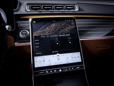 Mercedes-Benz S-Class 2021 tiếp tục được hé lộ nội thất, thiết kế lấy cảm hứng từ du thuyền