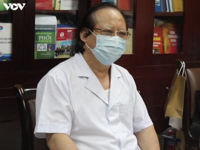"""""""Nếu các bệnh viện phòng dịch tốt sẽ ngăn chặn được dịch Covid-19"""""""