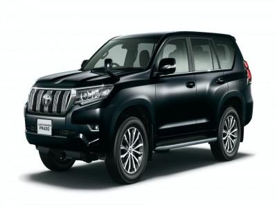 Toyota Land Cruiser Prado được nâng cấp sức mạnh, bổ sung phiên bản Black Edition ấn tượng
