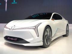Neta Eureka 03 - Concept sedan lai coupe điện hạng sang cạnh tranh Tesla Model 3, hứa hẹn cự li 800 km