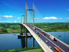 Chốt vị trí xây cầu Phước An nối Bà Rịa - Vũng Tàu với Đồng Nai