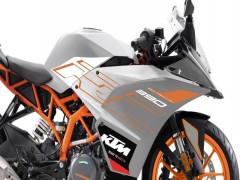 KTM RC390 giữ nguyên thiết kế cho phiên bản 2021, thêm màu mới đặc biệt