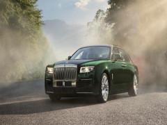 Vén màn Rolls-Royce Ghost Extended 2021 - xe siêu sang dành cho các ông chủ