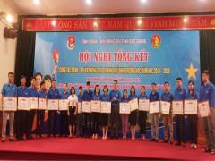 Bắc Giang: Hội nghị tổng kết công tác Đoàn trường học năm học 2019 - 2020