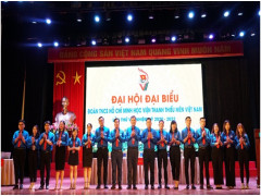Đại hội Đoàn TNCS Hồ Chí Minh Học viện Thanh thiếu niên lần VII: Dấu mốc quan trọng của tuổi trẻ học viện