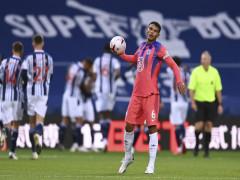 Chelsea hòa West Brom sau trận đấu