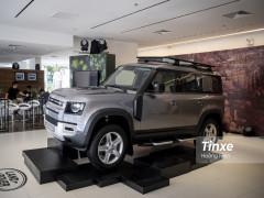 Đánh giá nhanh Land Rover Defender 2020: SUV dã chiến nay lại thêm tiện nghi và hiện đại
