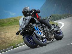 Thách thức Yamaha Niken, Aprilia đang nghiên cứu xe mô tô 3 bánh hoàn toàn mới