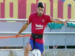 Barca muốn đày Suarez trên khán đài