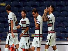 Bồ Đào Nha đại thắng dù vắng Ronaldo