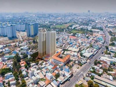 Loạt dự án bất động sản mới chào sân thị trường quý 4/2020
