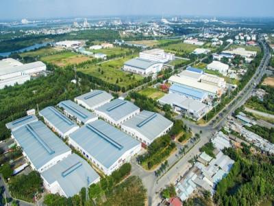 Bình Định khởi công khu công nghiệp quy mô 1.425ha