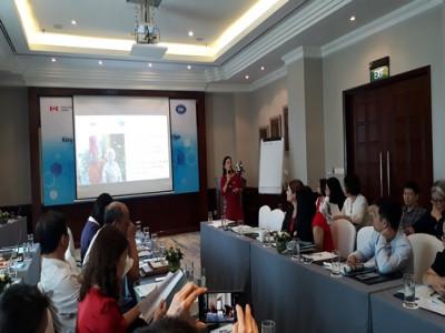 """Hội thảo chia sẻ kết quả Dự án """"Nâng cao Hệ thống Y tế và Cải thiện Dinh dưỡng tại Sơn La, Việt Nam"""""""