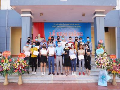 470 thanh niên có hoàn cảnh khó khăn sẵn sàng thay đổi tương lai