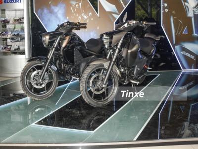 Diện kiến Suzuki Intruder 150, xe cruiser thể thao có giá 89,9 triệu đồng tại Việt Nam